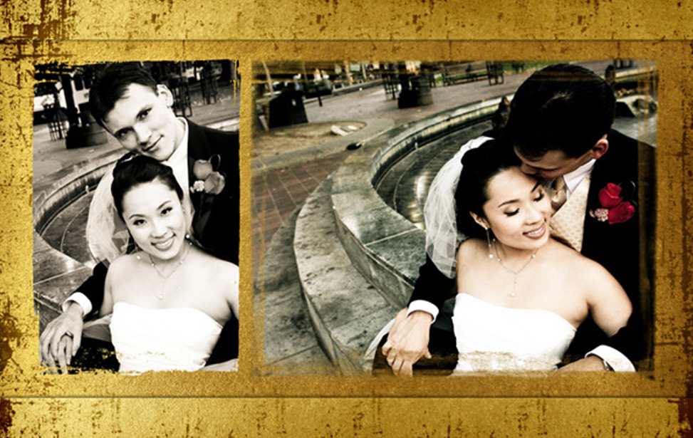 Here Are More Examples Of Complete Wedding Al Designs Utilizing Various Design Styles And Enhancements